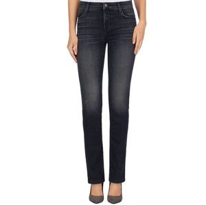 J Brand Maria Straight Leg High Rise Jeans Size 28